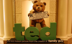 Ted is one of those movies.