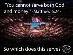 Religious Greed