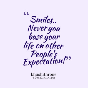 Expectation Quotes (2)