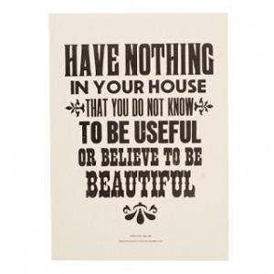 quote to inspire in decluttering efforts