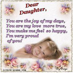... daughter, birthday quotes son, birthday poem for daughter, birthday