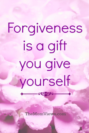 Forgive Yourself And Others Forgiveness