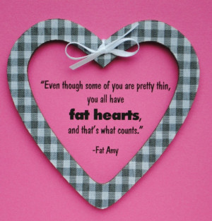 Pitch Perfect Valentines with Fat Heart/Fat Amy