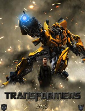 Transformers Bumblebee Cubedfx