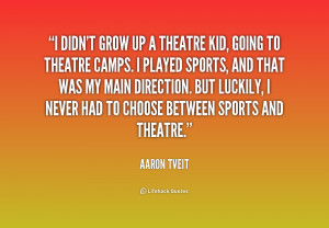 Displaying (20) Gallery Images For Quotes About Theater...