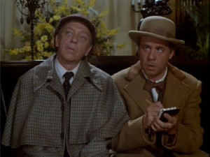 Don Knotts Private Eyes