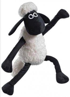 Shaun the sheep plush soft toy
