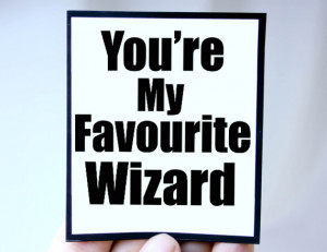 Related Pictures wizard magnet a best friend gift as a magnet great ...