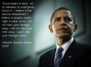 Obama - Guns