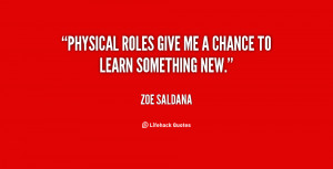 Quotes About Giving A Chance http://quotes.lifehack.org/quote/zoe ...
