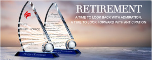 Retirement Quotes and Plaque Wording Ideas