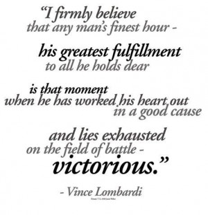 Vince lombardi quotes football tshirt football vince lombardi quote