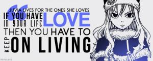 Fairy Tail Juvia Lockser