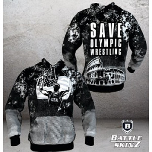 Save Olympic Wrestling Save olympic wrestling custom