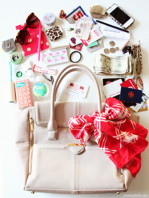 how-to-organize-handbag-ariannabelleblog