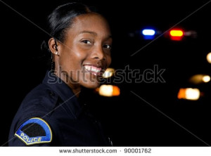 African American Police