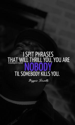 Rapper, biggie smalls, quotes, sayings, sad, quote