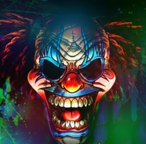 Halloween :: Scary-Clown-BG.jpg picture by nhh - Photobucket