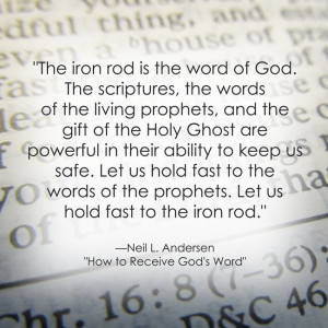 LDS Quote -Neil L. Anderson http://sprinklesonmyicecream.blogspot.com/