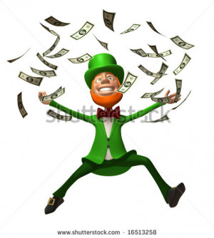 Rich Irish Leprechaun...