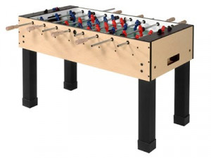 Dynamo Bronze Medal Foosball Table Specs and Dimensions:
