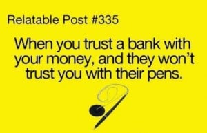 Banks - Funny pictures! Picture