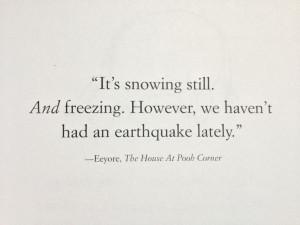 ... Quotes, Quotes Poems, Books Quotes, Rain Weather, Quotes Eeyore, Wors