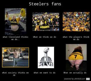 Steelers Fans Meme