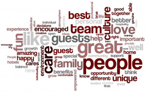 Great Rated! collected feedback from Kimpton employees via an ...