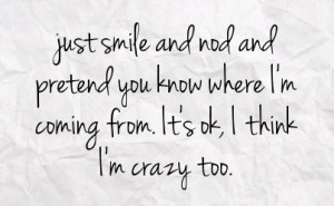 39 m Crazy About You Quotes