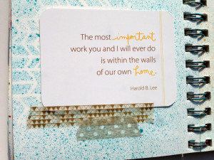 Last Day Of Work Quotes Creative project: altered
