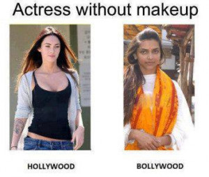 ... makeup funny indian female celebrities picture funny pictures funny