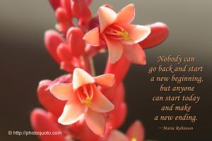 Sayings, Quotes: Maria Robinson