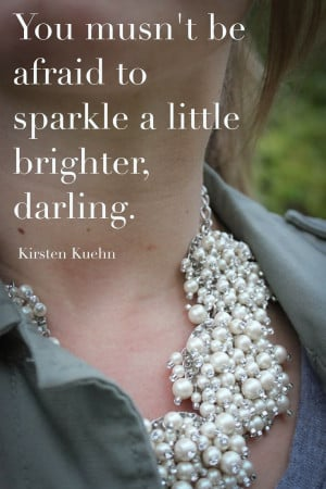 quote of the #week #shine #sparkle #diva #fashion #style #trends # ...