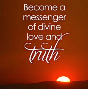 Sufism quote of divine, love and truth