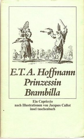 "Start by marking ""Prinzessin Brambilla"" as Want to Read:"