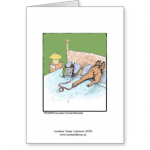 Codependent Greeting Card Greeting Cards