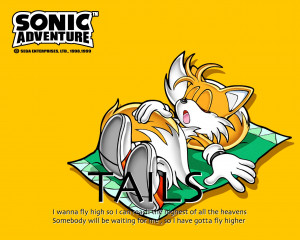 Download Miles Tails Prower Sonic