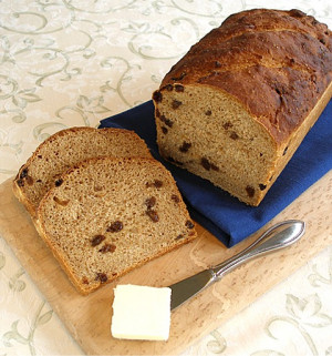 Bread Baking Sprouted Wheat