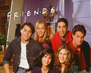 Social networks go wild with the possibility of NBC's Friends ...