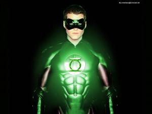 Green lantern?