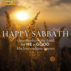Happy Sabbath Day/ Shabbat Shalom