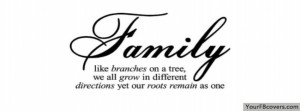 Family Quotes Facebook Covers 2014 - Best Words about Family on ...