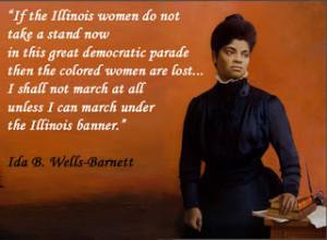 Ida B. Wells-Barnett – Feminist Threat
