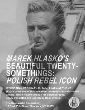 Marek Hlasko 39 s Beautiful Twentysomethings Polish Rebel Icon