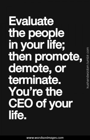 Inspirational quotes your boss