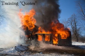 Dirty Firefighter Quotes Training quotes: