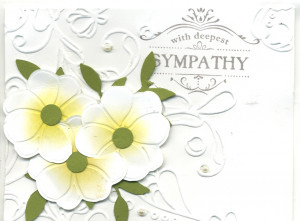 ... Card Designs Search Heartfelt Quotes Engine Funeral Condolence Letter