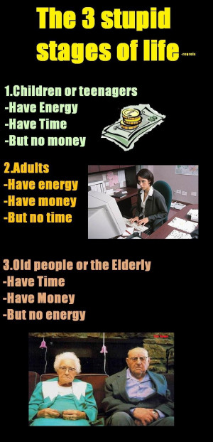 Stupid Stages Of Life