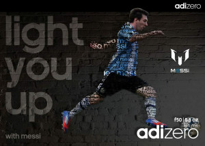 adidas and Lionel Messi Will Light Up New York City This Weekend